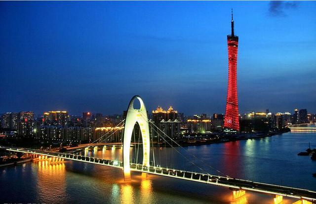 广州:空铁水公海并进,跻身亚太区8大仓储物流中心