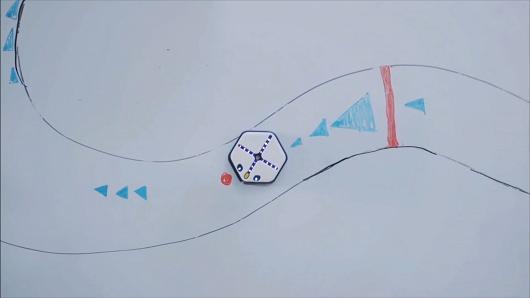 哈佛大学会玩:居然用爬墙机器人教编程