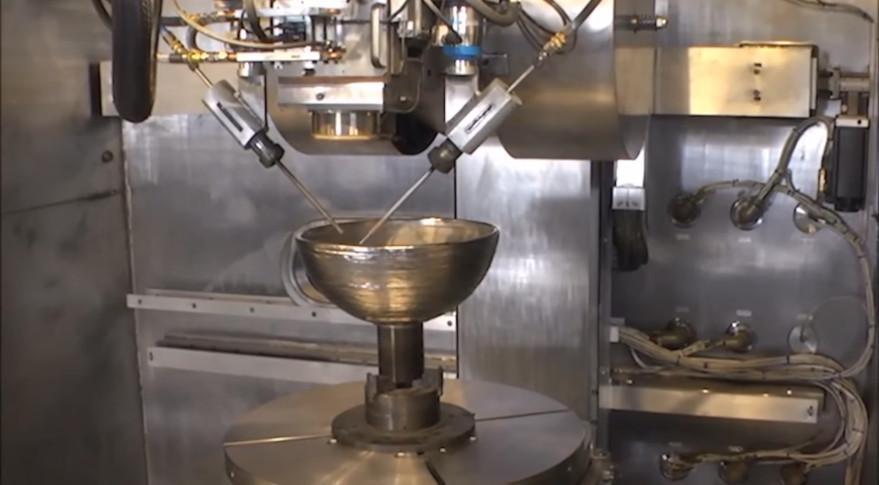 Sciaky采用Siemens PLM软件在金属增材制造市场中支持其EBAM工艺