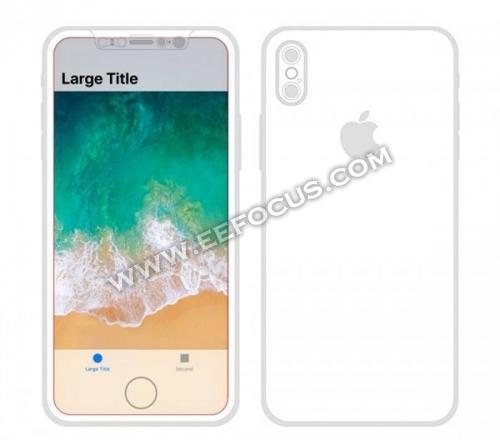 元件供应商新增三家出局一家,iPhone 8最大赢家是博通?