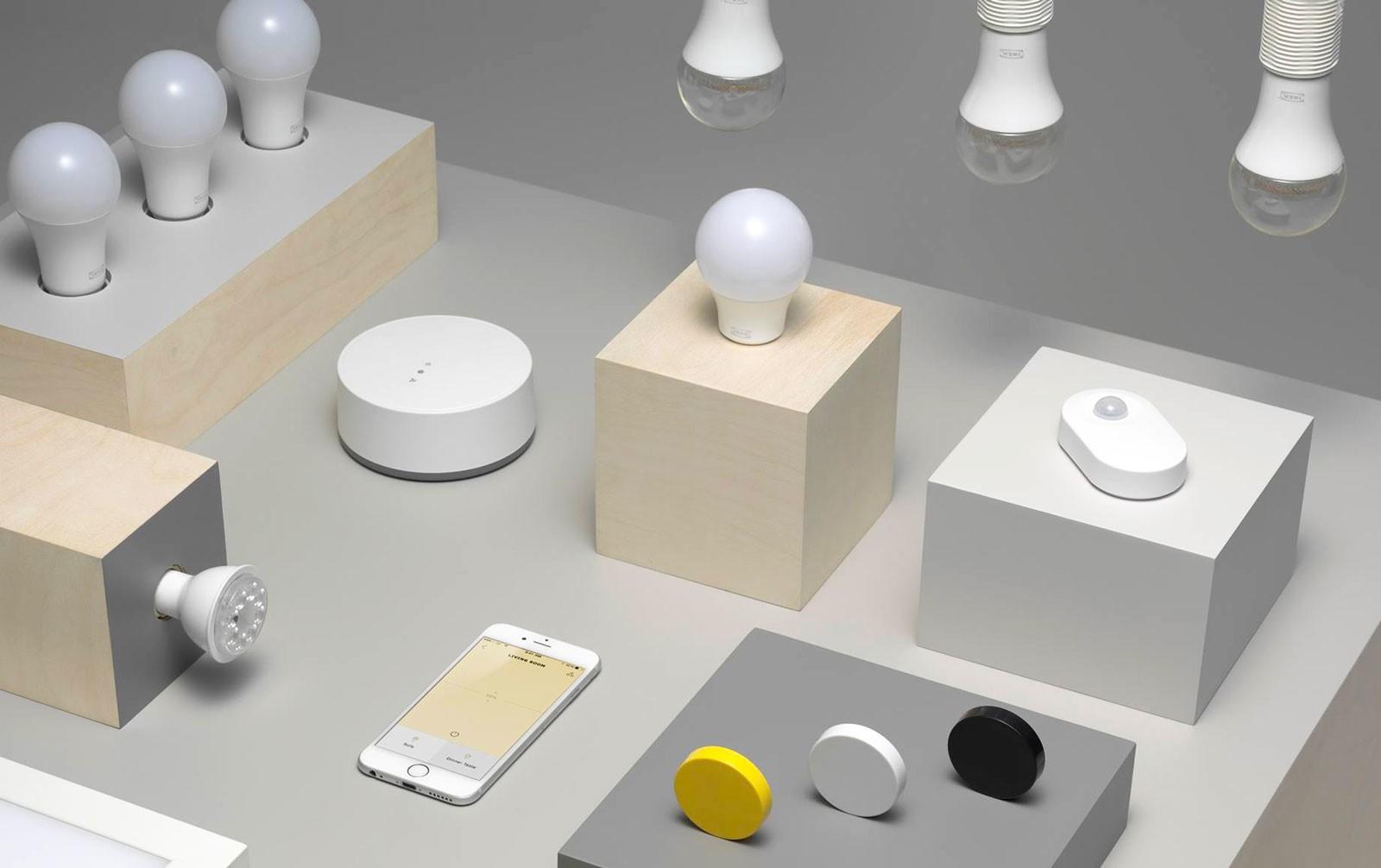 宜家智能灯获苹果HomeKit支持