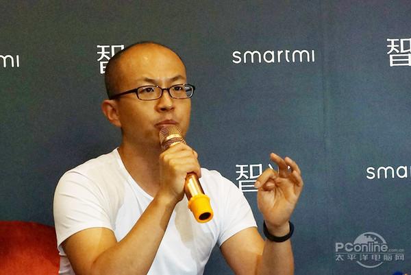 智米CEO苏峻:品牌与产品不同于小米/米家