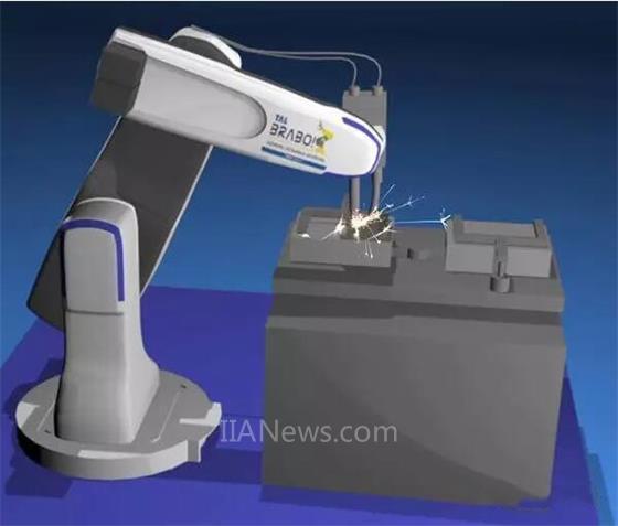 首台印度制造的工业机器人TAL Brabo面世