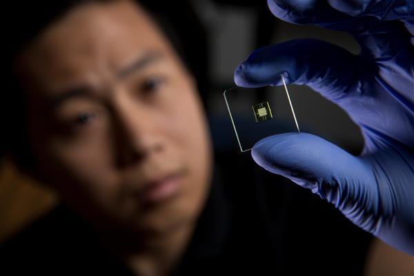 研究人员制造出最小的3D打印微流体设备