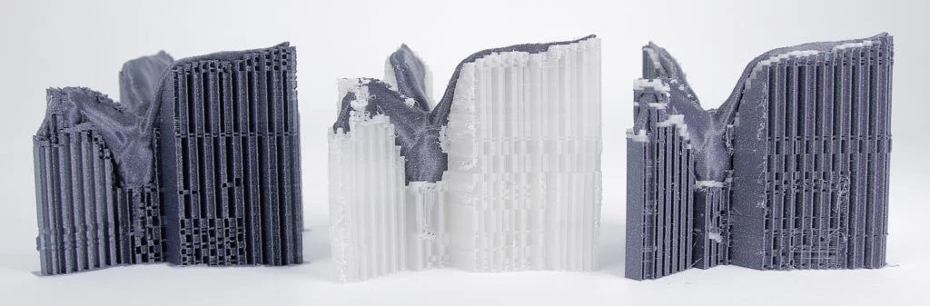 Prusa宣布改进Prusa i3 MK2 / MK2S 3D打印机的水溶性支撑材料