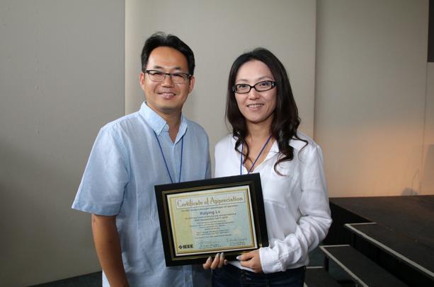 中兴通讯5G标准专家再次荣获嘉许状 在IEEE标准协会影响力提升