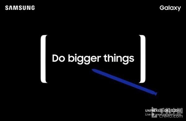 面对iphone 10周年 Galaxy Note 8如何应对?