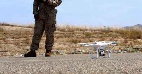 大疆无人机新增隐私模式 美军封杀前就在筹备