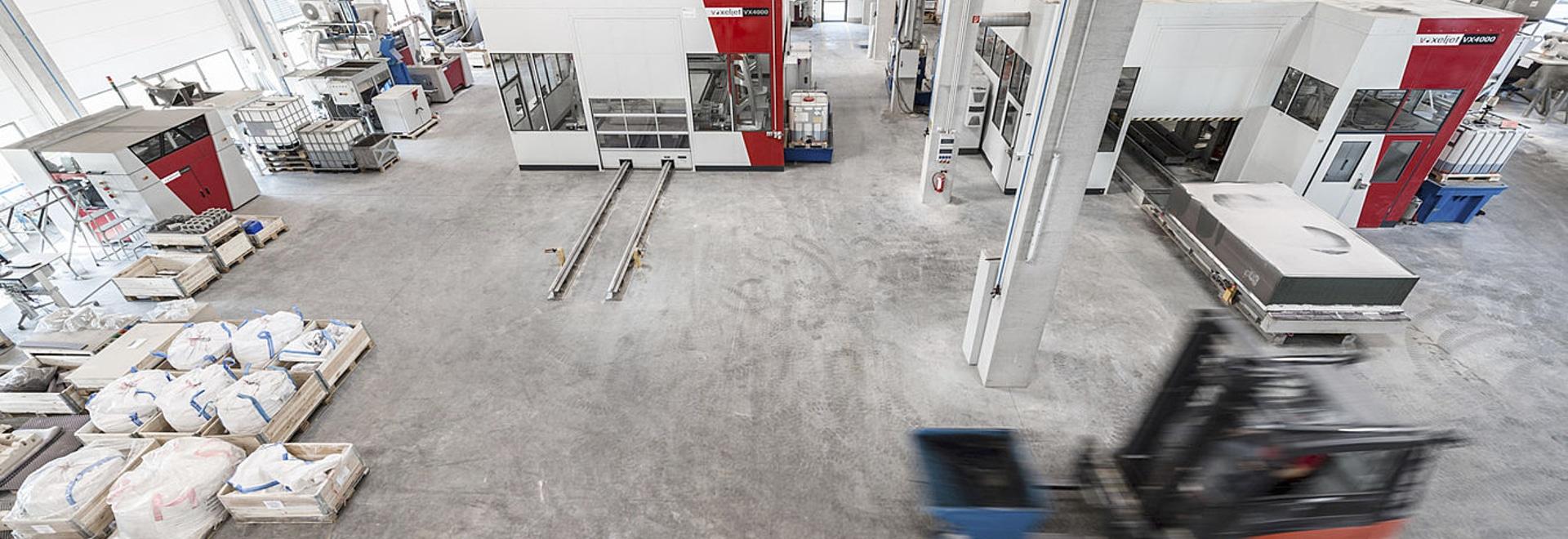 高速烧结(HSS)技术将把voxeljet带入热塑性塑料市场