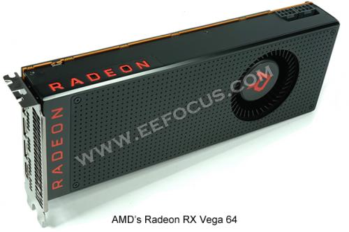未解决Vega显卡能耗问题,将让AMD处境尴尬?