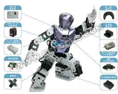 470亿美元就想买恩智浦?盘点机器人传感器厂商