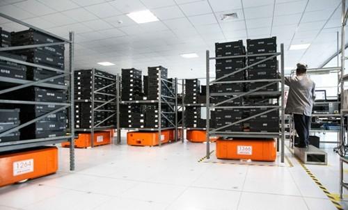 帮传统制造企业走向工业4.0 智能仓储系统有多牛?