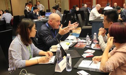 澳大利亚维州商务代表团与中国物联网产业商务洽谈会成功举办