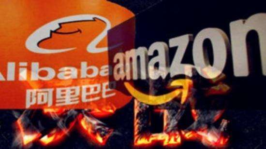 阿里巴巴股价大涨近5%创新高 市值4200亿美元有望超越亚马逊