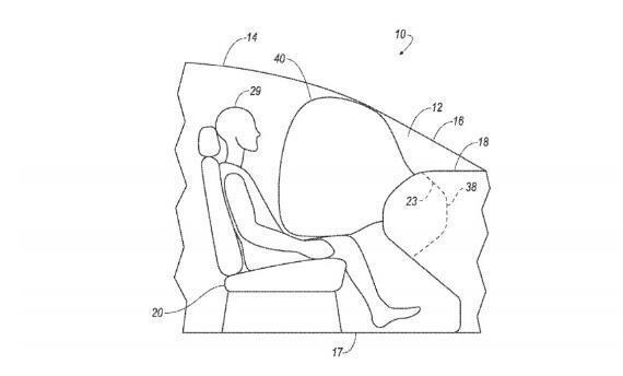 福特为无人驾驶带来新思路:可拆卸的方向盘和踏板已经申请专利