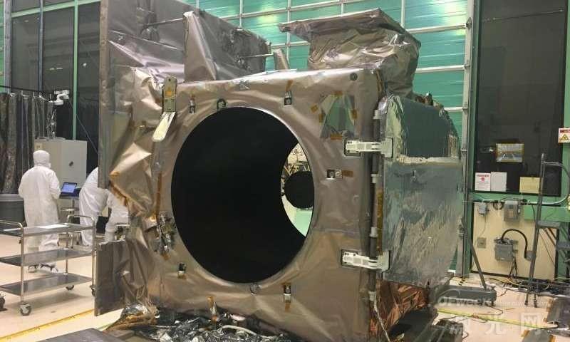 美国航空航天局将对ICESat-2 激光器进行测试