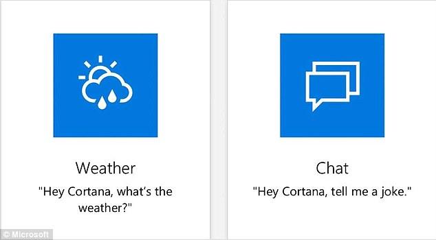 微软更新版语音助手Cortana可轻松识别人类语言