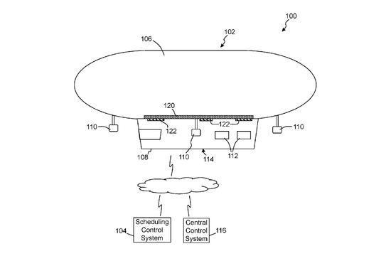 """""""漂浮仓库""""配合无人机送货 沃尔玛新专利厉害了"""