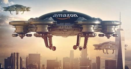 """亚马逊在中国区率先采用""""无人驾驶""""智能供应链"""