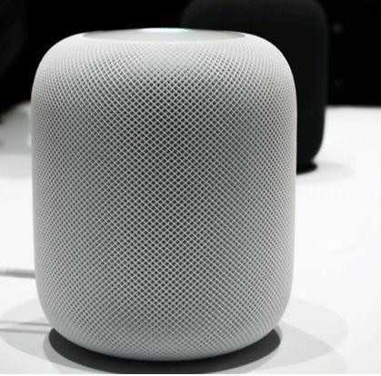 苹果或被超越 三星发布自家智能音箱
