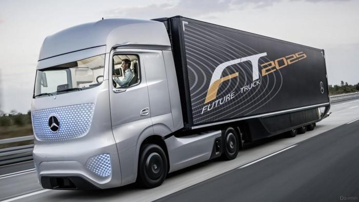 为研究自动驾驶卡车上路可行性 英政府出资810万英镑