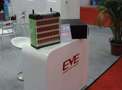 亿纬锂能1GWh软包叠片三元电池投产
