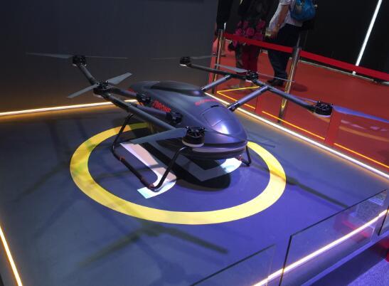 京东否认在北京试用无人机送货
