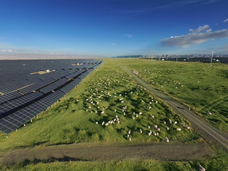 解秘全球最大太阳能发电综合技术实证试验基地