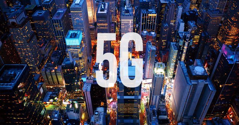 一切都是为了蓄力5G!