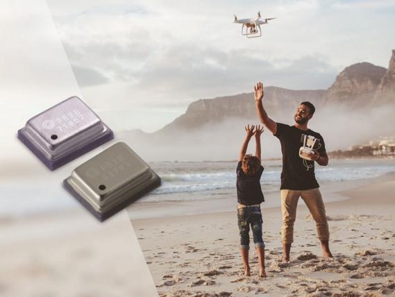 欧姆龙发布两款用于移动设备的气压传感器