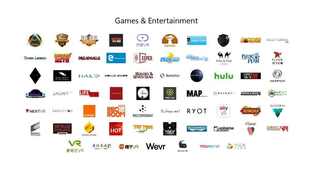 微软与合作伙伴推VR头盔 支持《我的世界》和Steam平台