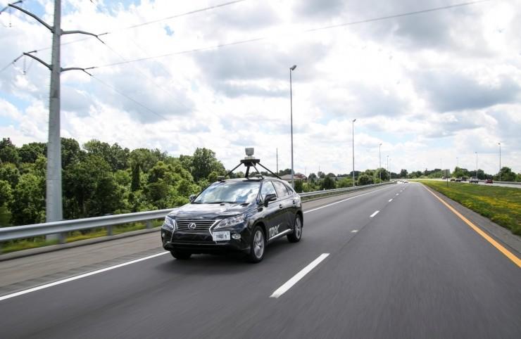 自动驾驶公司Torc与NXP达成合作 研发雷达系统感知技术