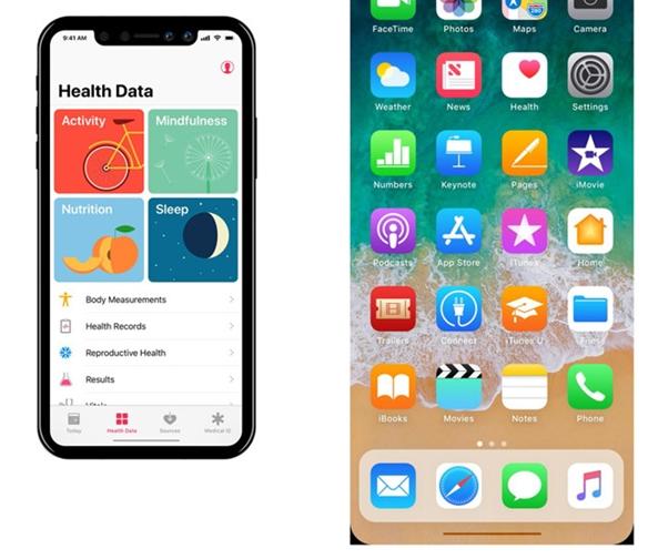 iOS 11下iPhone 8全面屏操作:多任务呼出酷炫