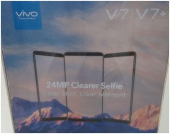 握在手中的琉璃,VIVO X20
