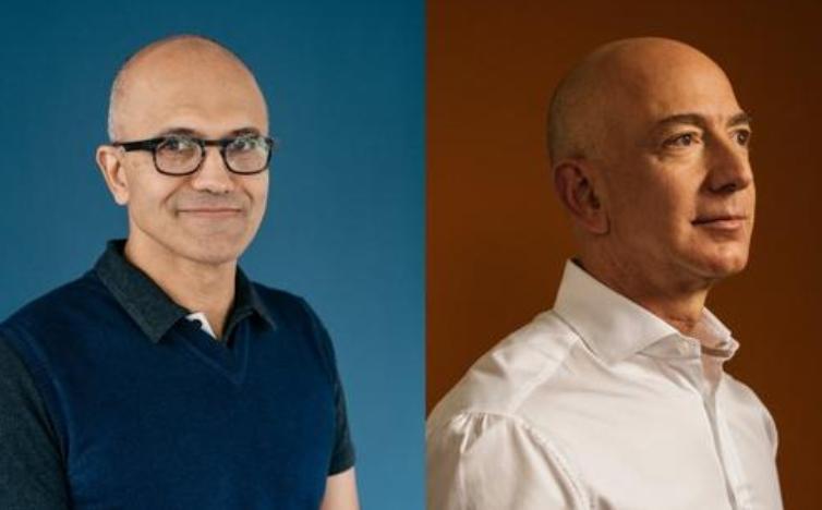 微软和亚马逊强强联手或各怀心思?