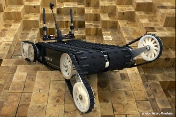 """到人类去不了的地方去 哪些机器人可能在""""天灾人祸""""中救你一命?"""