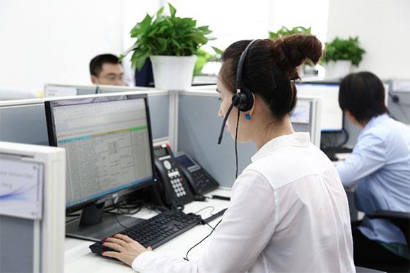 只为您的十分满意 爱普生正式启用商业呼叫中心