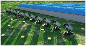 滨松中国为宇宙线探测项目--LHAASO提供可靠的光电技术支持