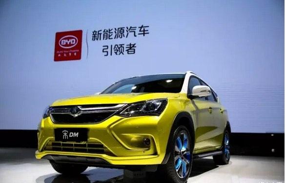 7月份全球电动车销量Top 10 比亚迪宋月销夺冠