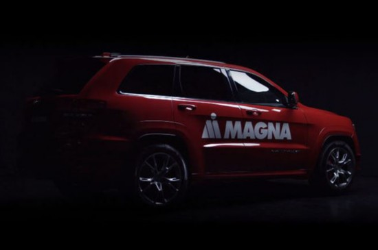 麦格纳推出自动驾驶平台 无需车顶传感器
