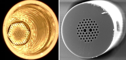 烽火通信研制成功高性能细径保偏光子晶体光纤