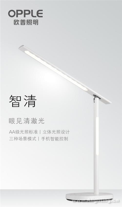 提供健康的光环境 才是一盏好台灯的基本素养