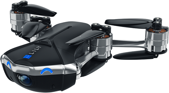 Lily无人机获新生,Mota Group为其增加4K拍摄功能