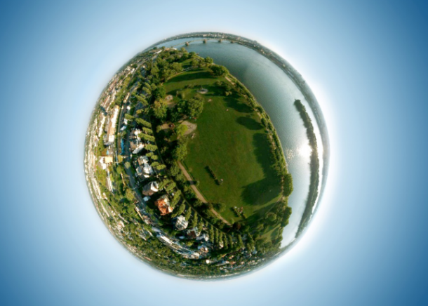 大疆在IFA上发布两款新品,并为Spark增添吸睛的球形全景功能