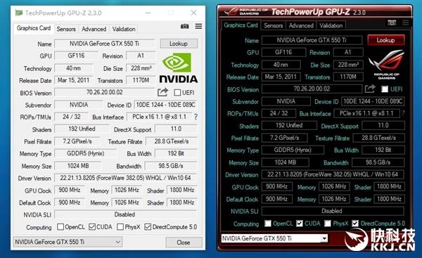 GPU-Z 2.3.0正式版发布:完整支持AMD Vega