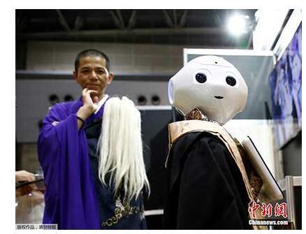 僧人会被抢饭碗?日本超度机器人无人下单