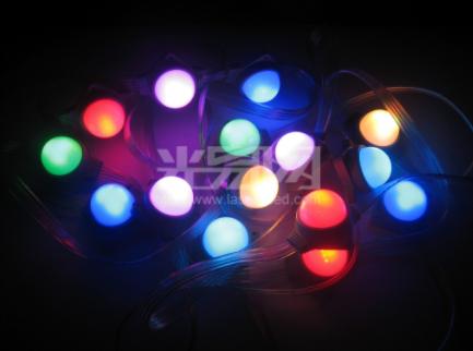 激光切割机成就LED照明