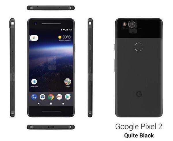 骁龙836芯片依然有!10月5日Pixel 2首发