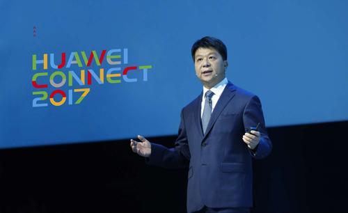 荟萃2万行业精英:2017华为全联接大会释放了哪些关键信号?