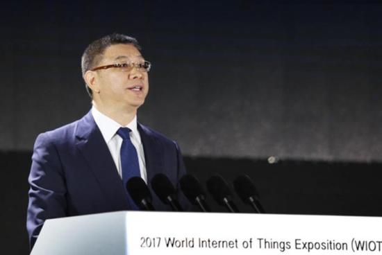 徐文伟:华为开放平台 共建全联接的智能社会